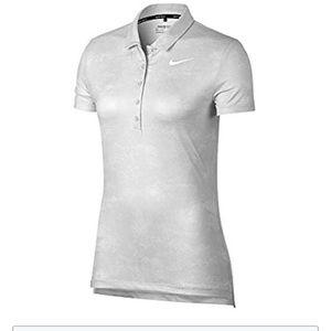 Nike dri fit golf/activewear top. NWT